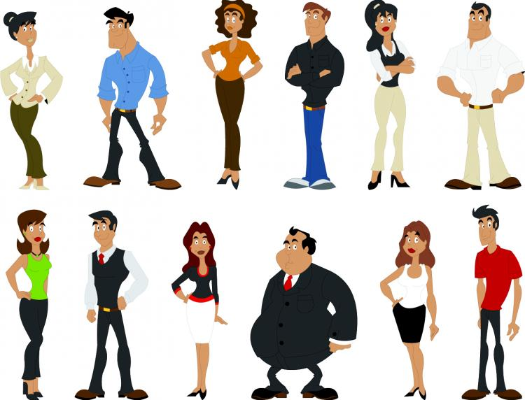 vector free vectors download 4vector rh 4vector com vector animated characters vector cartoon characters free