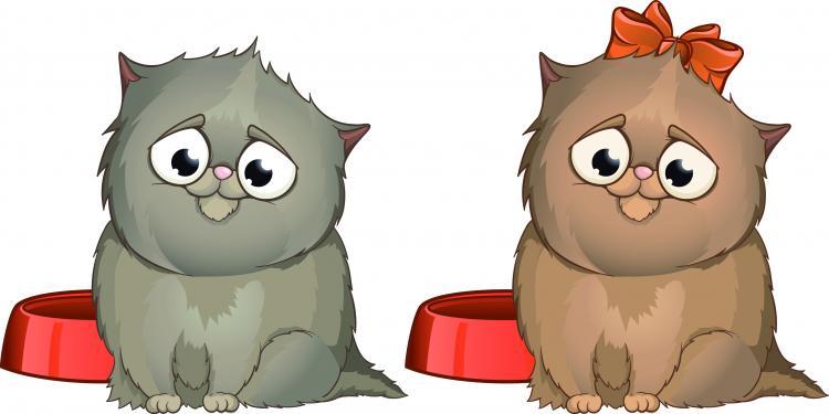 Cute cartoon image 04 vector Free Vector / 4Vector