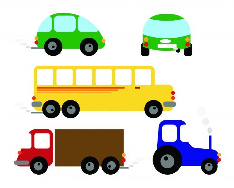 free vector Cute toys vector