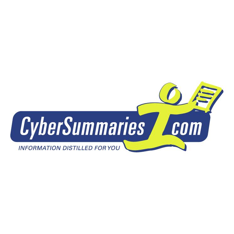 free vector Cybersummariescom
