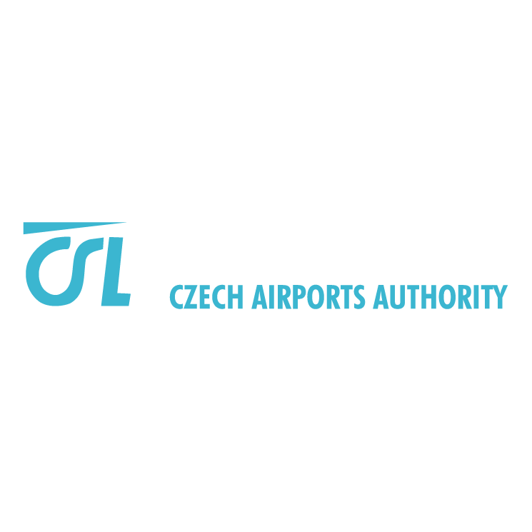 free vector Czech airports authority 0