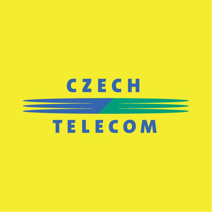 free vector Czech telecom 0