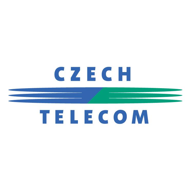free vector Czech telecom