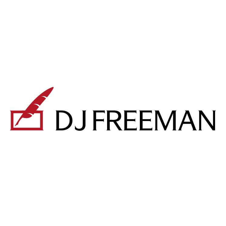 free vector D j freeman