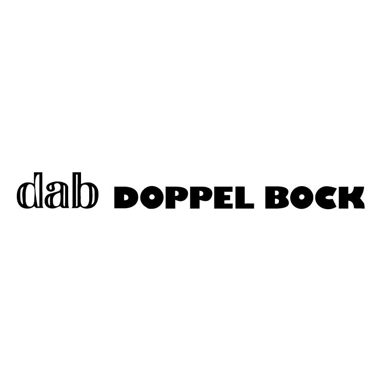 free vector Dab doppel bock 0