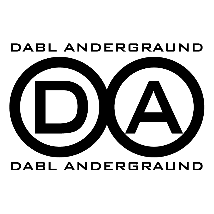 free vector Dabl andergraund