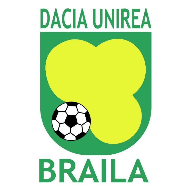 Dacia Logo Vector Dacia Unirea Braila Vector