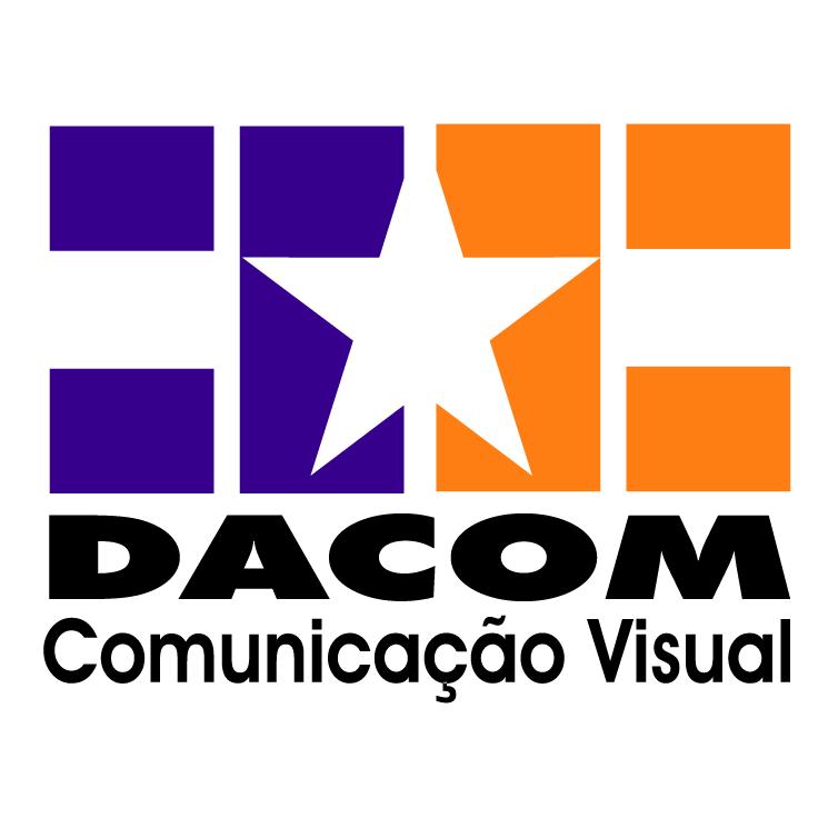 free vector Dacom com visual