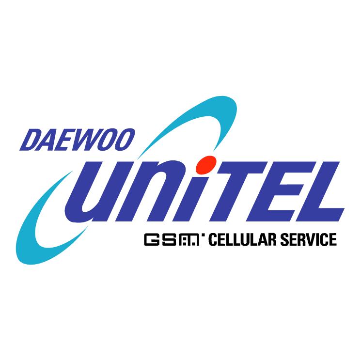 free vector Daewoo unitel