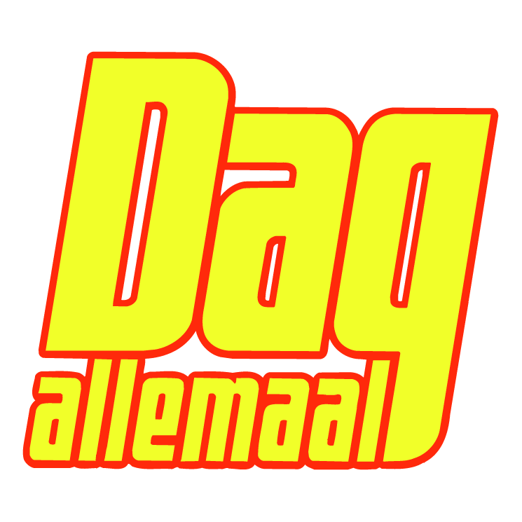 free vector Dag allemaal