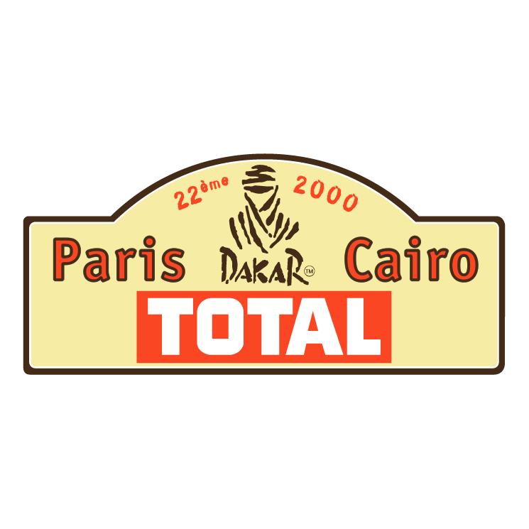 free vector Dakar rally 2000