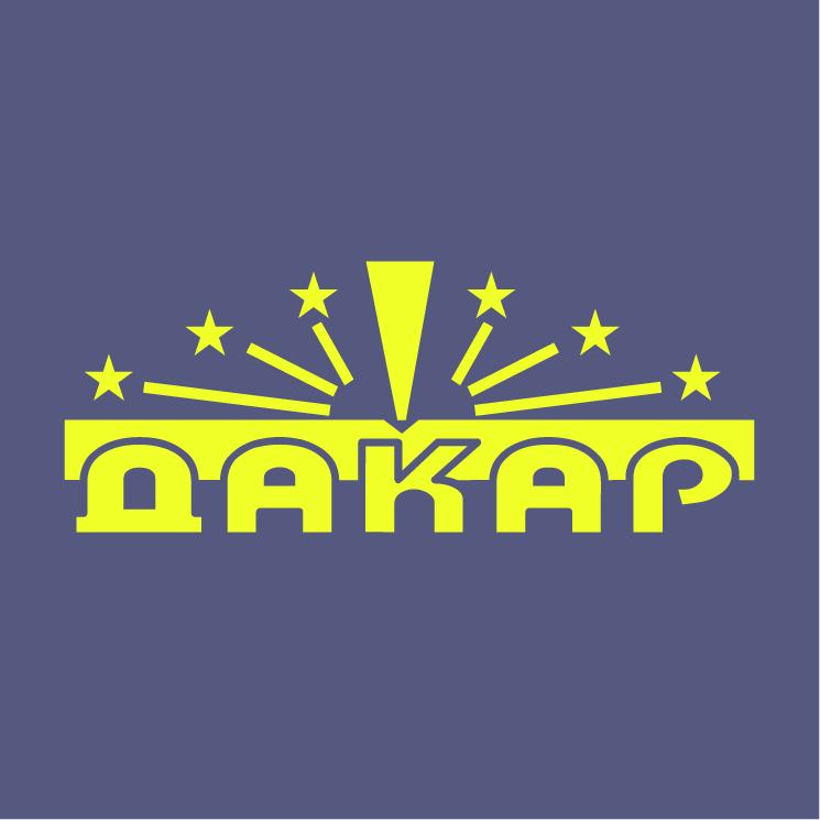 free vector Dakar