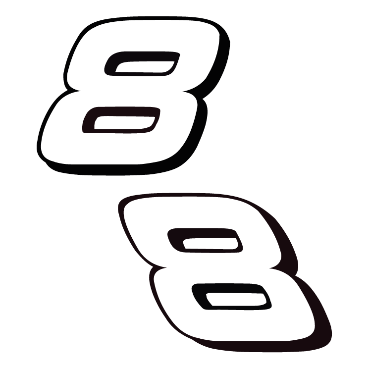 free vector Dale earnhardt jr