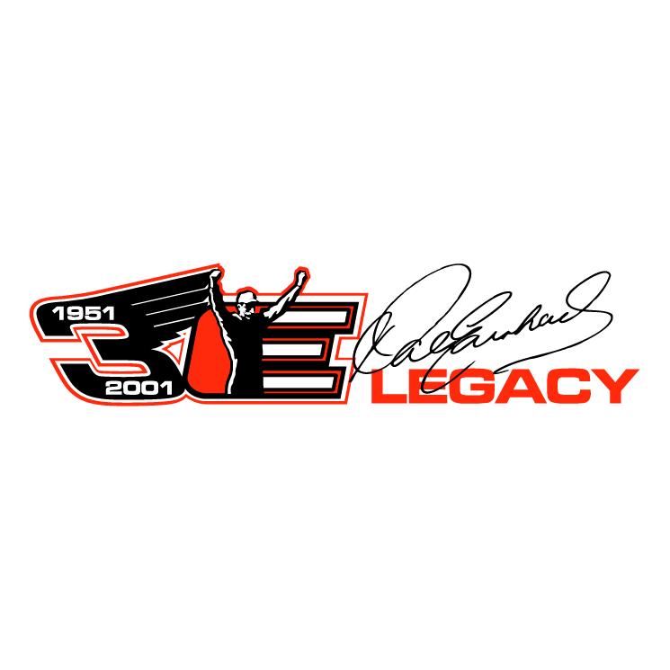 free vector Dale earnhardt legacy 2