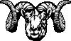 free vector Dall Sheep Ram clip art