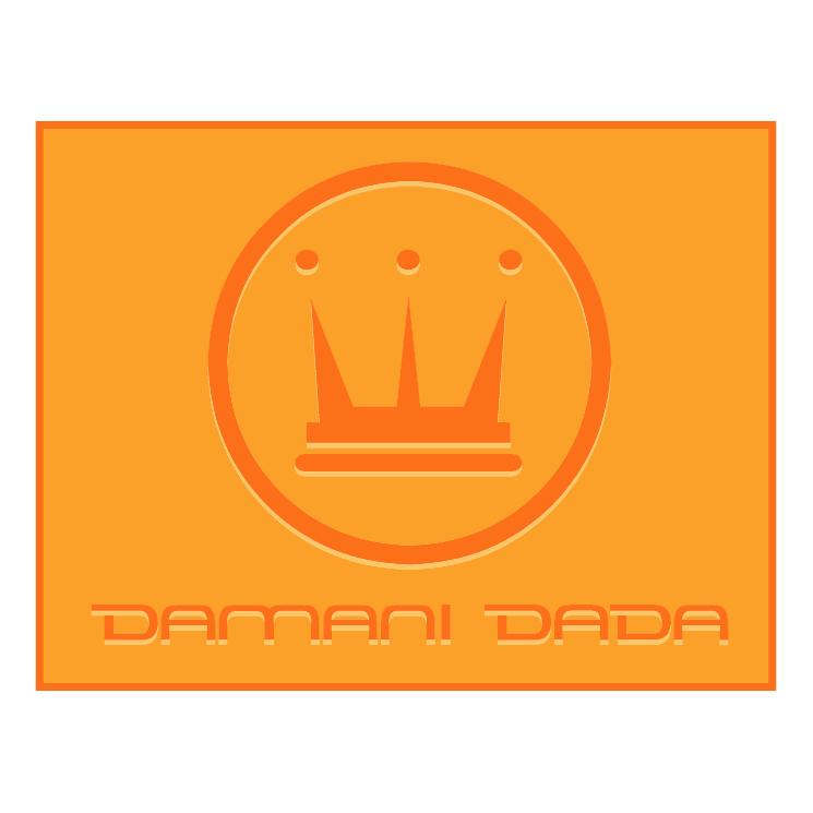 free vector Damani dada