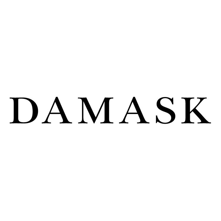 free vector Damask
