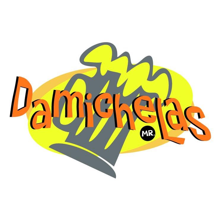 free vector Damichela