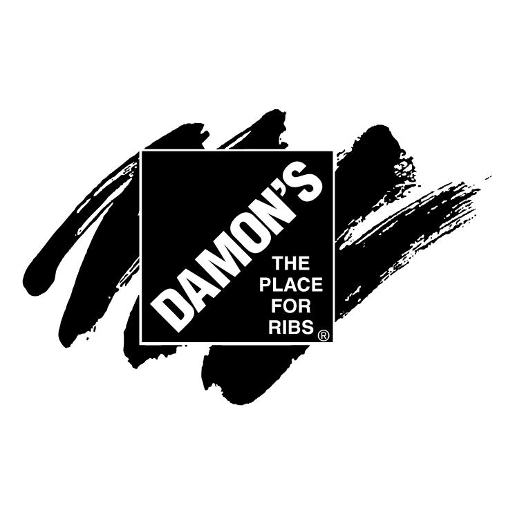 free vector Damons 0