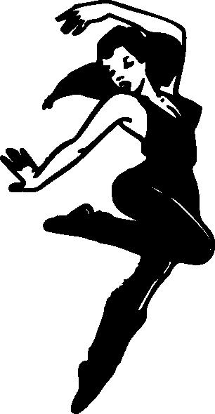 free vector Dancer clip art