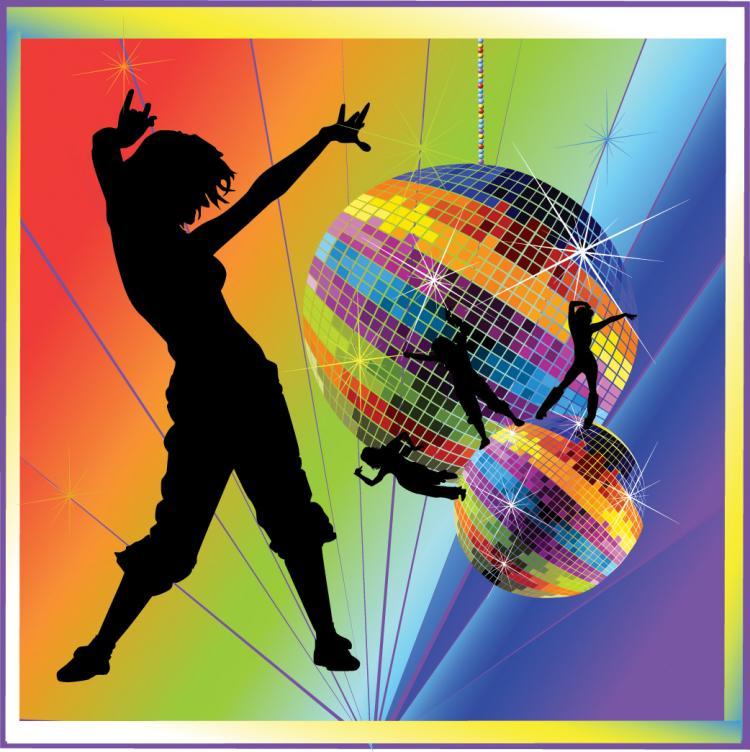 free vector Dancer vector