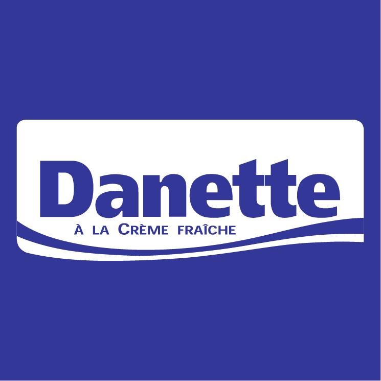 free vector Danette 1