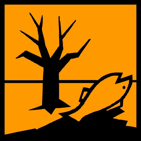 free vector Danger For Environment clip art