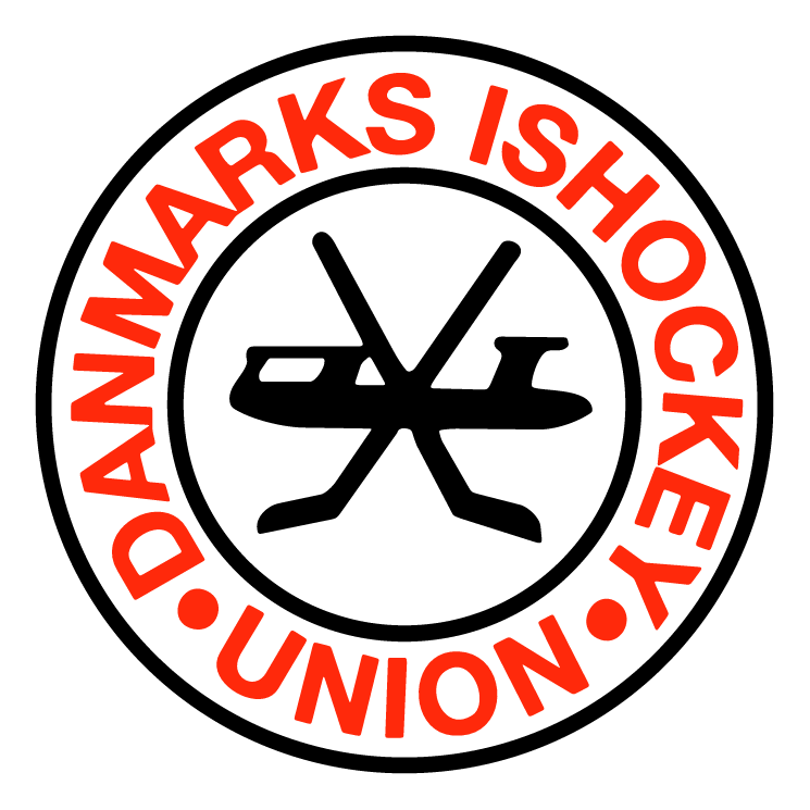 free vector Danmarks ishockey union