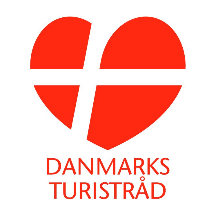 free vector Danmarks turistrad