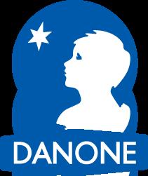 free vector Danon logo