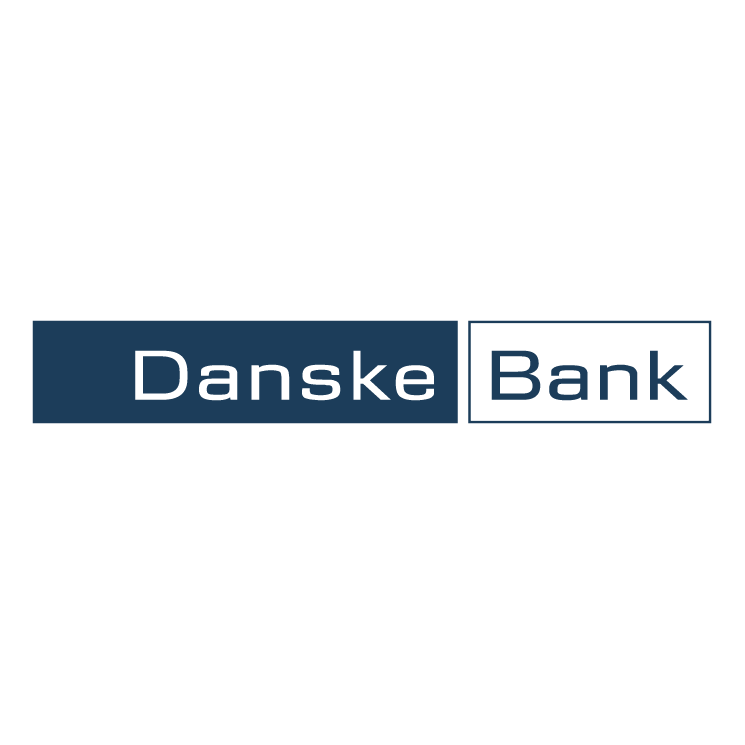 free vector Danske bank