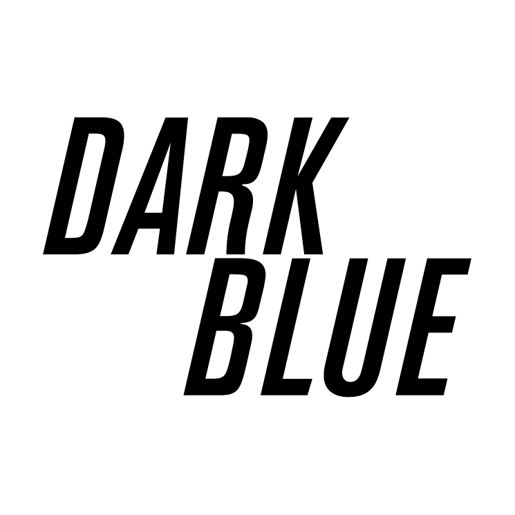 free vector Dark blue