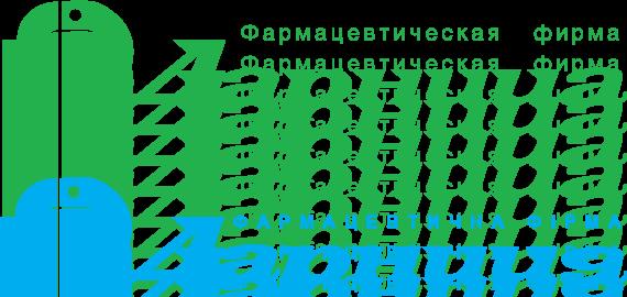 free vector Darnitsa RUS UKR logo