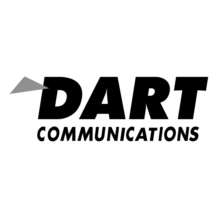 free vector Dart communications