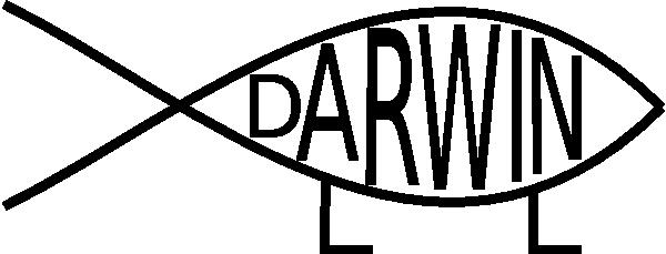 free vector Darwin clip art