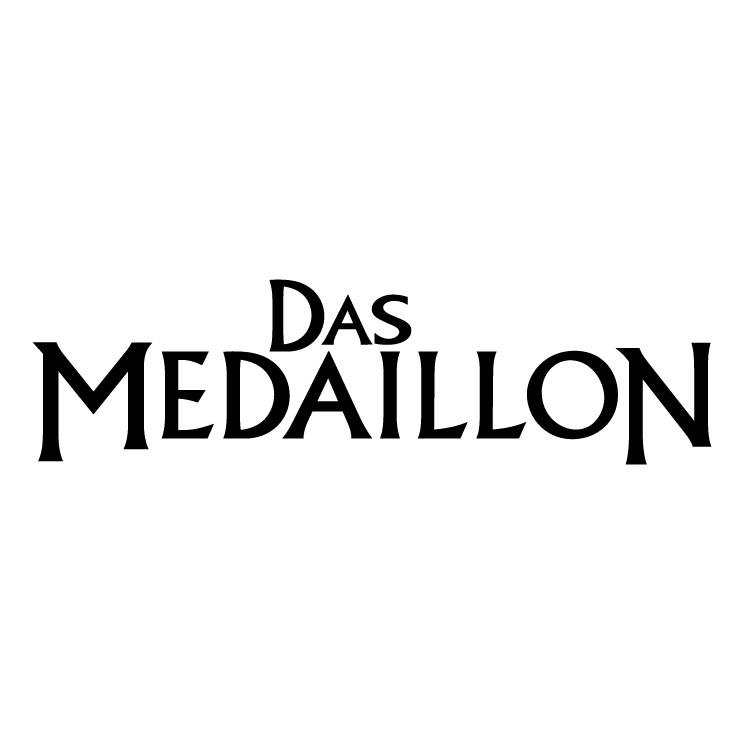 free vector Das medaillon