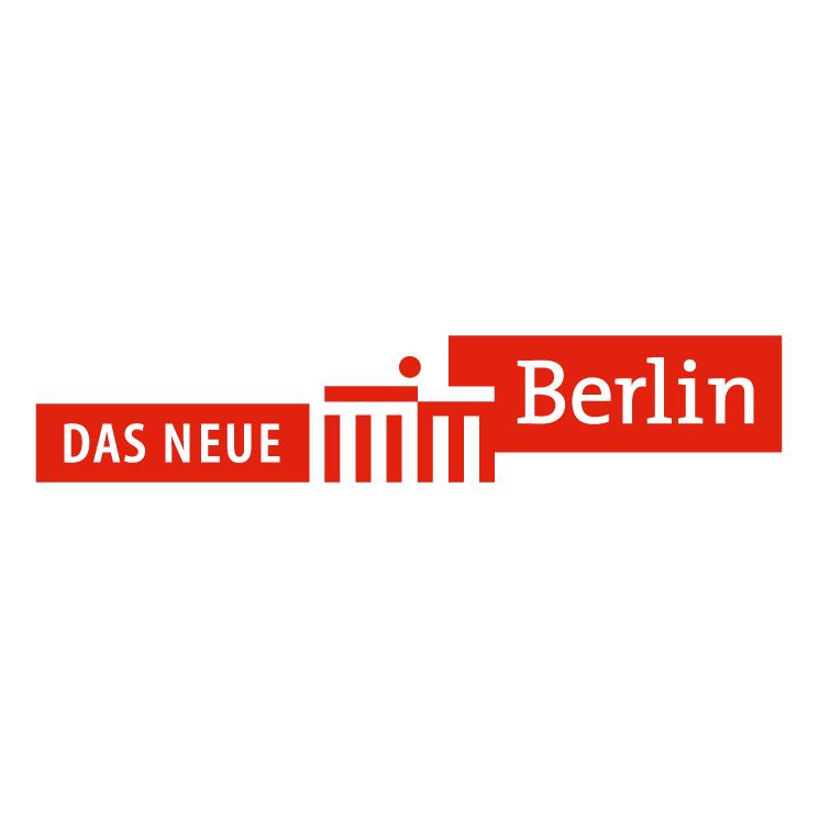 free vector Das neue berlin
