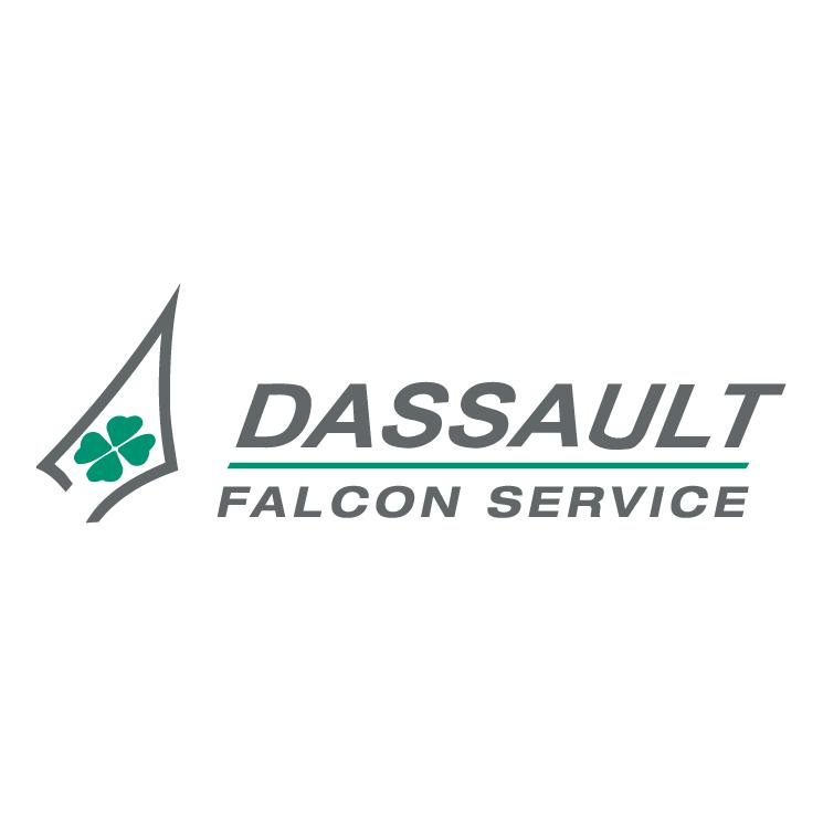 free vector Dassault falcon service