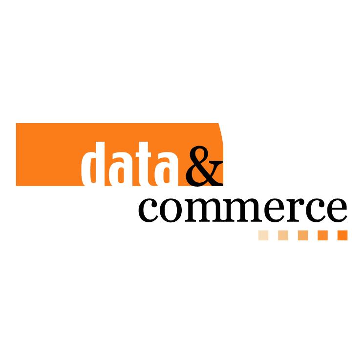 free vector Data commerce