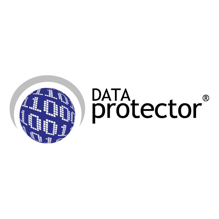 free vector Data protector