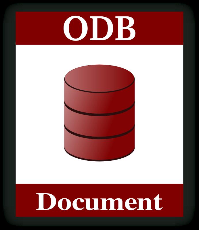 free vector Database icon