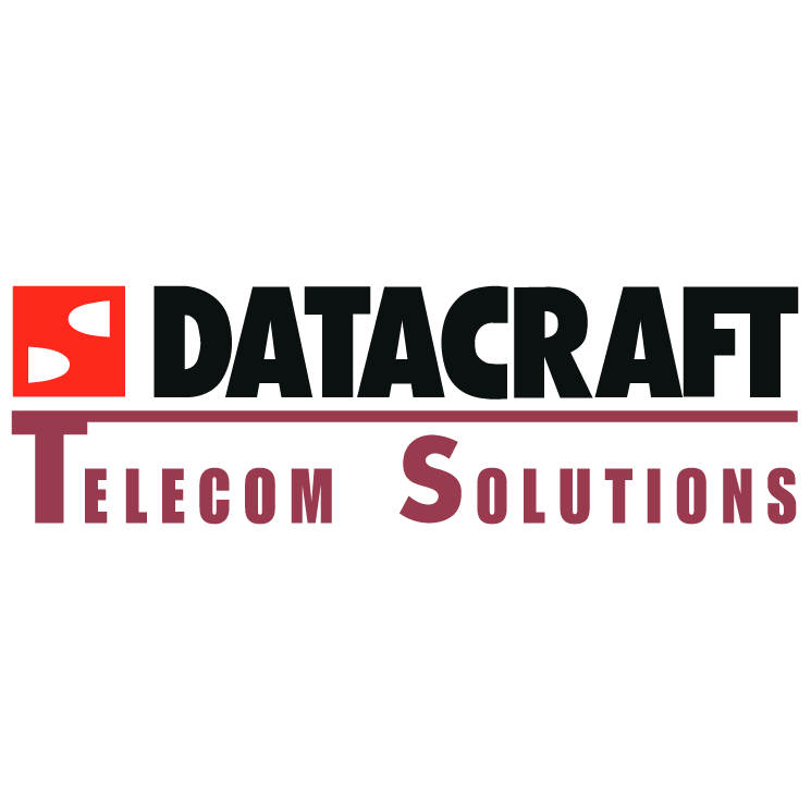 free vector Datacraft telecom solutions