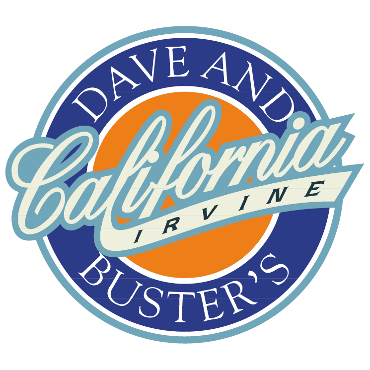 free vector Dave and busters california irvine