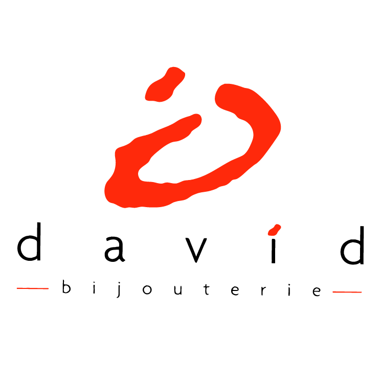 free vector David bijouterie