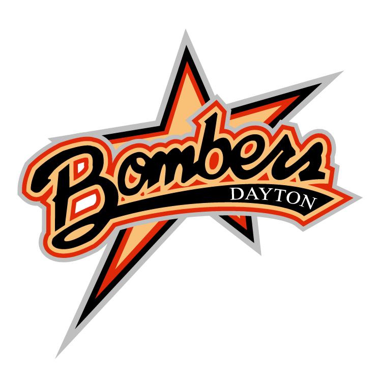 free vector Dayton bombers 0