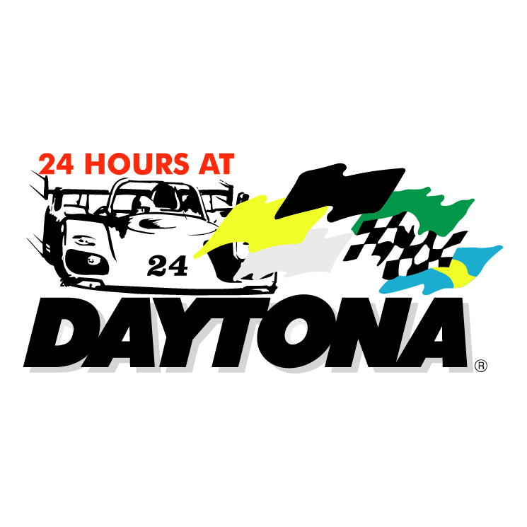 free vector Daytona 24 hours