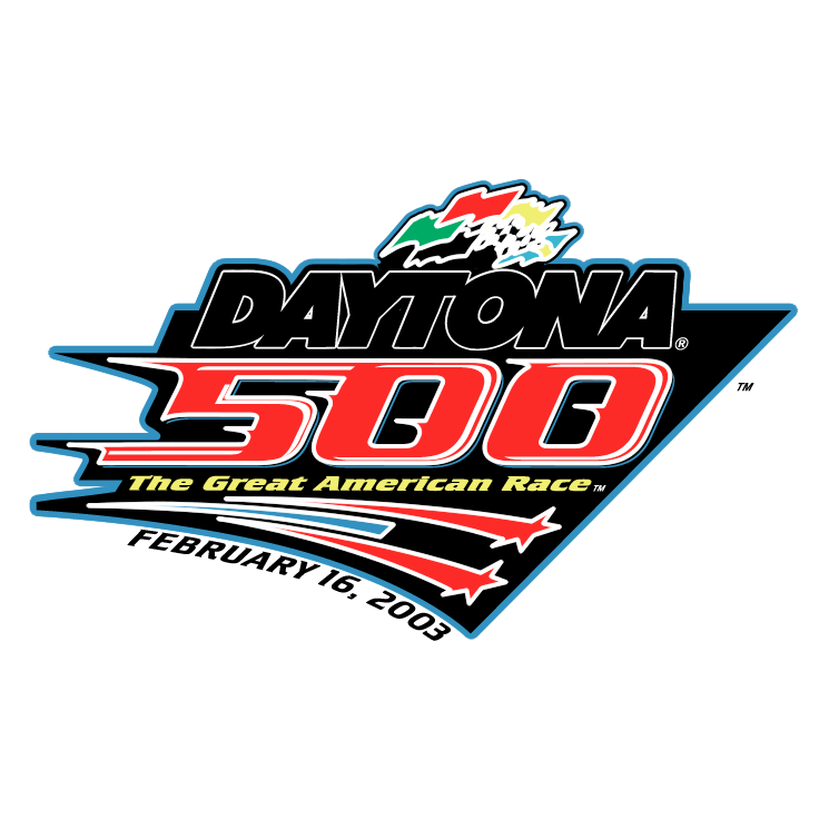 free vector Daytona 500