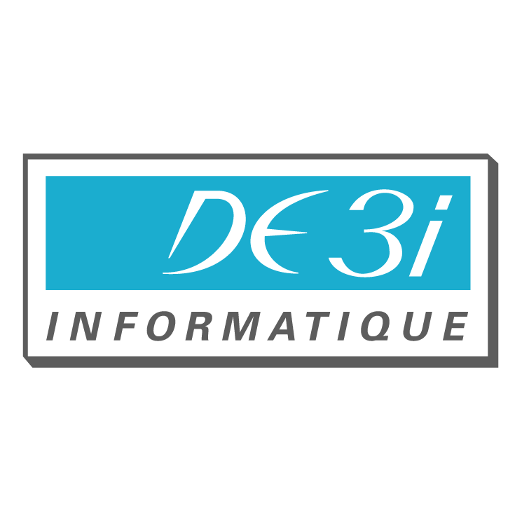 free vector De 3i informatique