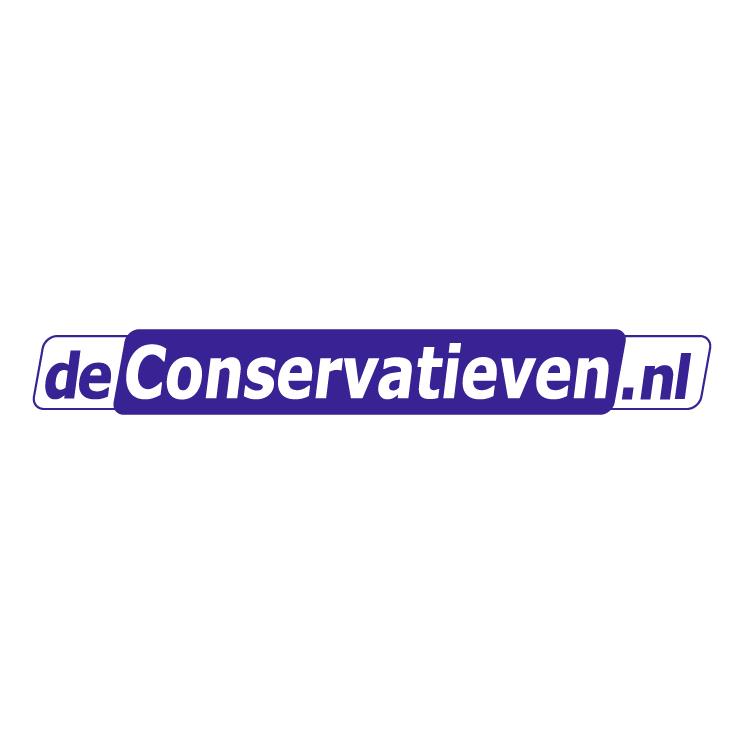 free vector De conservatievennl