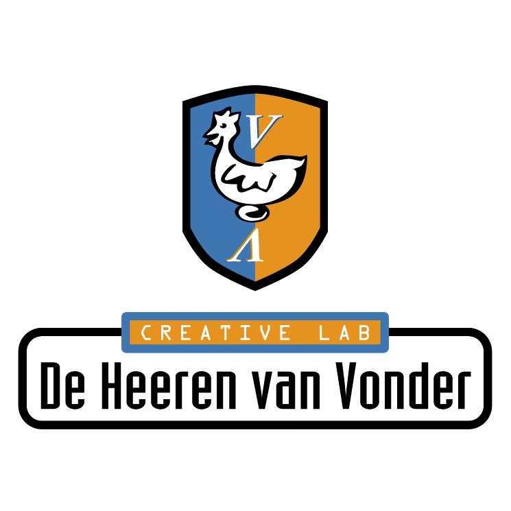 free vector De heeren van vonder creative lab